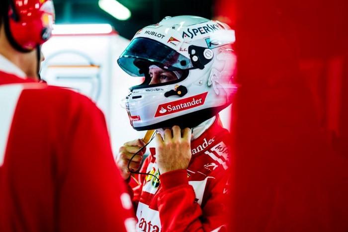 F1 | Gp Spagna, Hamilton in pole, ma Vettel è secondo col brivido