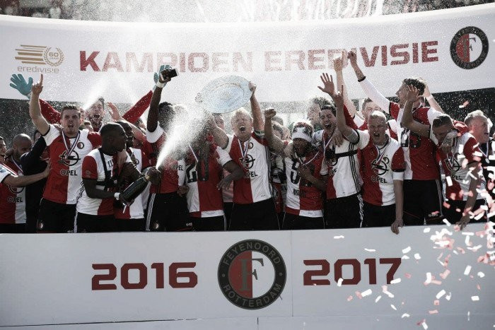 FlashbackEredivisie 2.016/17: el Feyenoordconquista la décima
