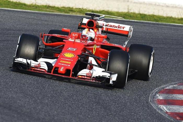 F1, GP di Spagna - Ecco i primi aggiornamenti sulla Ferrari