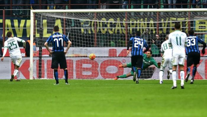 Inter - Sassuolo, due vittorie ma l'anno scorso una disfatta