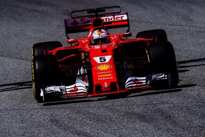 """Vettel: """"Bella gara, ci abbiamo provato"""""""