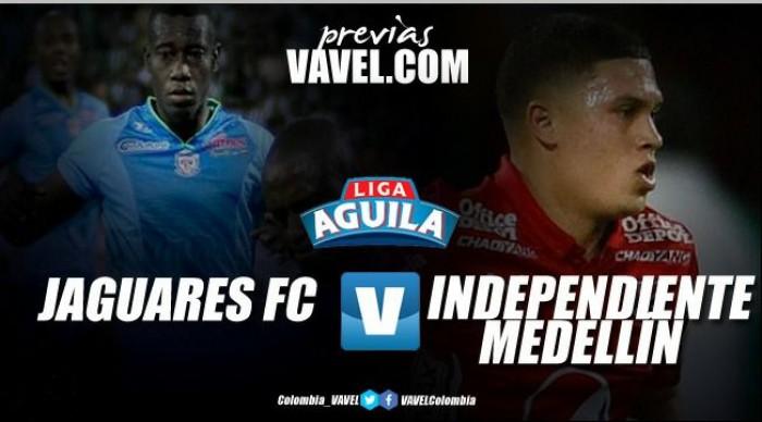 Previa Jaguares vs Independiente Medellín: por la permanencia en el grupo de los ocho mejores