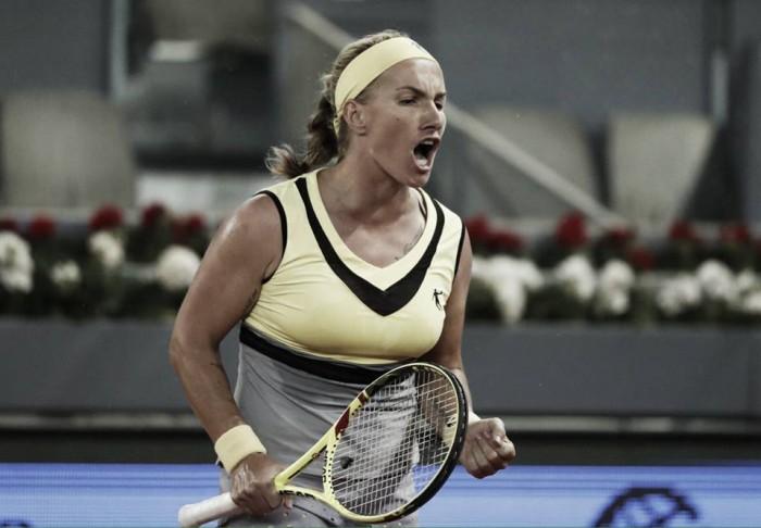 Kuznetsova triunfa y pasa a semifinales