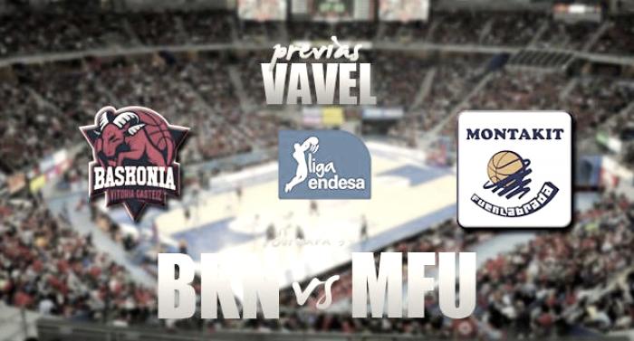 Previa Baskonia-Montakit Fuenlabrada: ganar para asegurar el tercer puesto