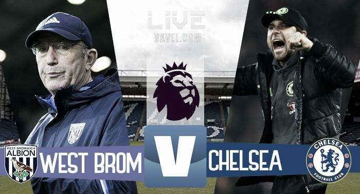 West Bromwich - Chelsea in Premier League 2016/17 (0-1): CHELSEA CAMPIONE!!!!