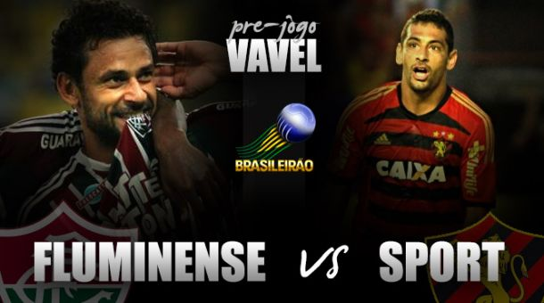 No Maracanã, Fluminense recebe Sport visando entrar no G-4