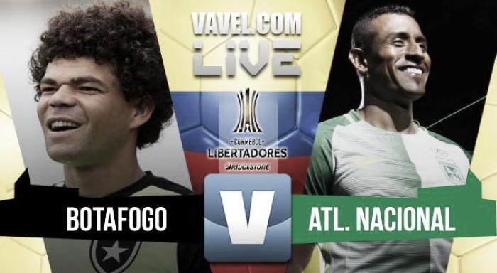 El campeón quedó eliminado de la Copa Libertadores