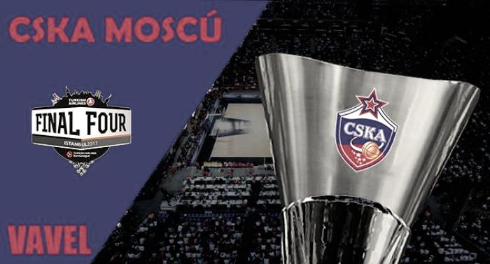 Guía Final Four 2017: CSKA Moscú, a defender el trono