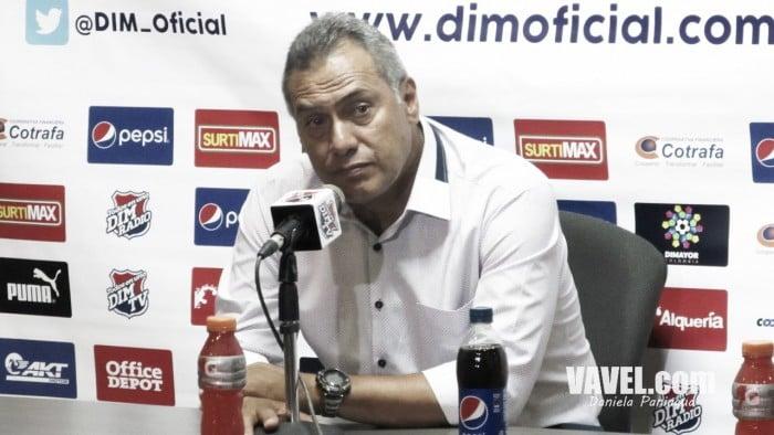 """Hernán Torres: """"Tuvimos contraataques hasta las últimas instancias, debimos sacar provecho"""""""