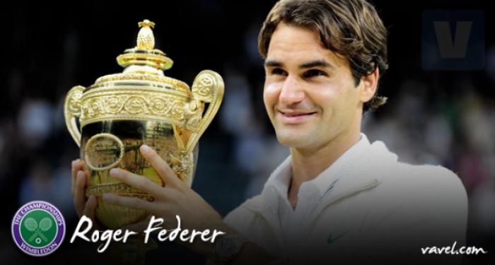 Wimbledon 2016: Roger Federer, para voltar a vencer na grama