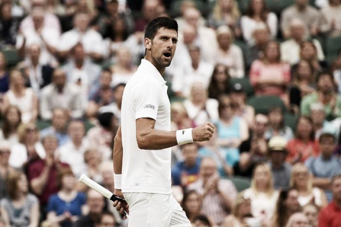 Wimbledon: Novak Djokovic defeats Adrian Mannarino in straights sets