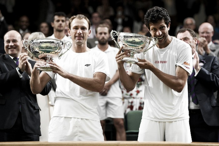Kubot/Melo first team to qualify for the Nitto ATP World Tour Finals after Wimbledon win