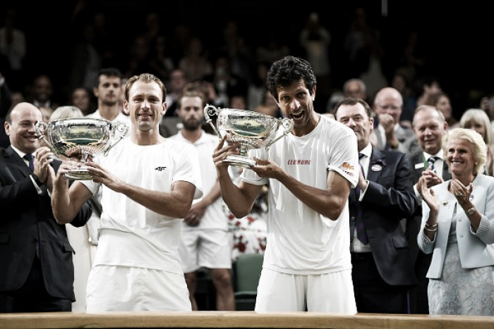 Wimbledon: Kubot/Melo win Wimbledon title in five-set epic against Marach/Pavic