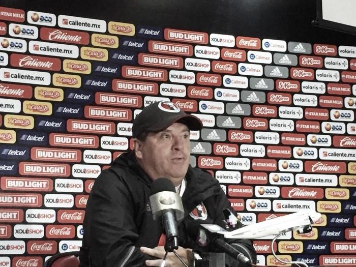 """Miguel Herrera: """"La situación es ideal para poder darle la vuelta al marcador"""""""