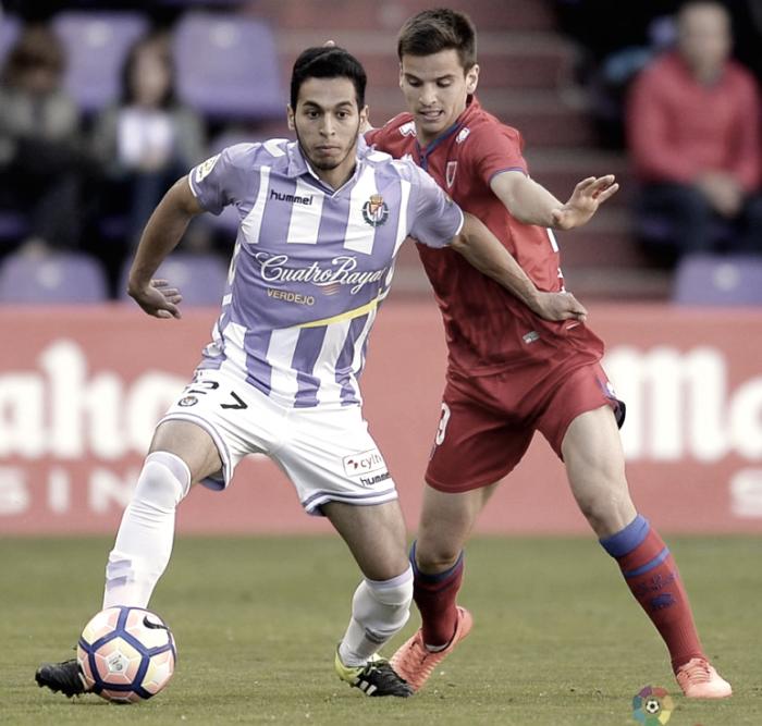 Previa Real Valladolid - CD Numancia: ganar o ganar