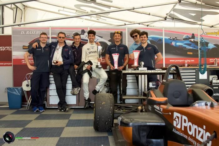 ESCLUSIVA - Dal F2 Italian Trophy, Riccardo Ponzio si racconta a Vavel