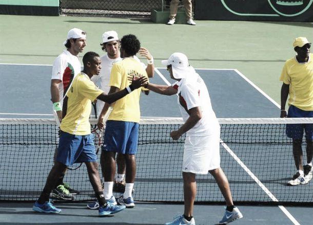 México, a un punto de ascender al Grupo I de la Copa Davis
