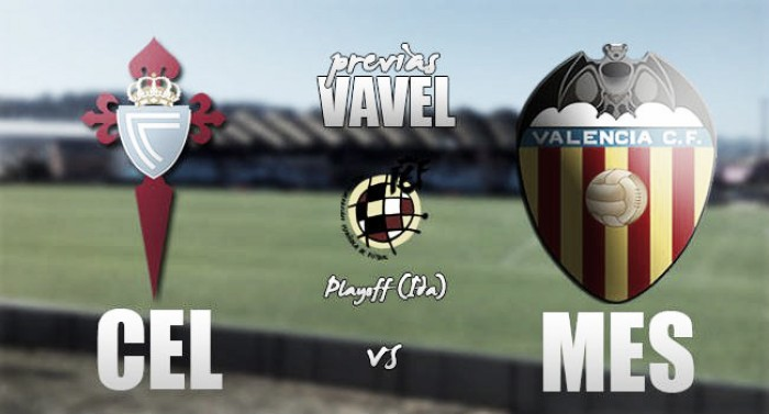 Celta B - Valencia Mestalla: Duelo inédito por el ascenso