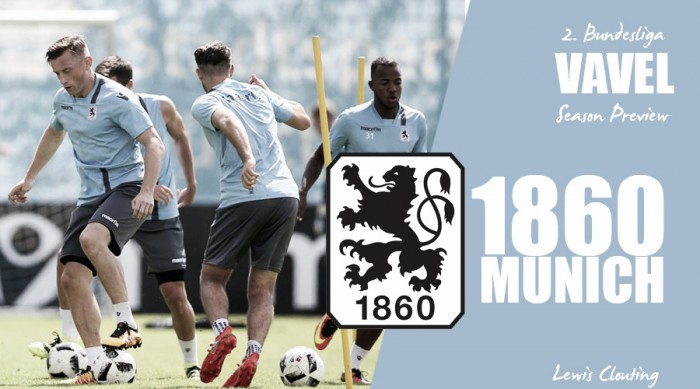 1860 Munich - 2. Bundesliga 2016-17 Season Preview: Can Runjaic push the Lions out of a 13-year long rut?