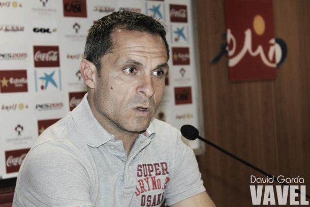 """Sergi Barjuan: """"Las finales se juegan para ganarlas"""""""