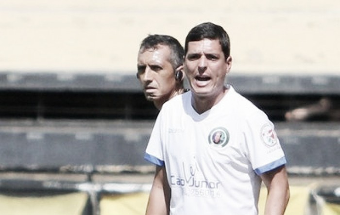 Raphael Bahia entende que faltou atenção após empate do Criciúma em casa
