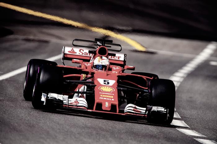 F1, libere 2 - Super Vettel nel Principato, inseguono Ricciardo e Raikkonen