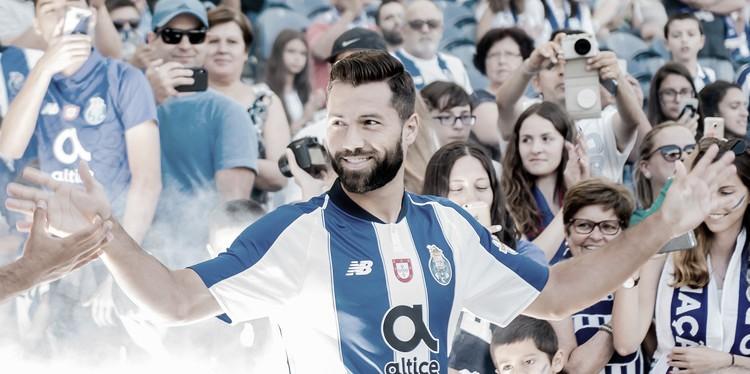 Atlético de Madrid oficializa a contratação do brasileiro Felipe, ex-Porto