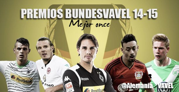 Once ideal de la Bundesliga 2014/2015
