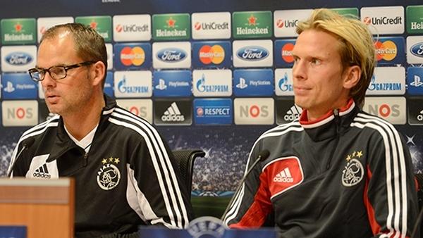 """Frank De Boer: """"No hemos llegado a nuestro nivel y así no puedes ganar al Madrid"""""""