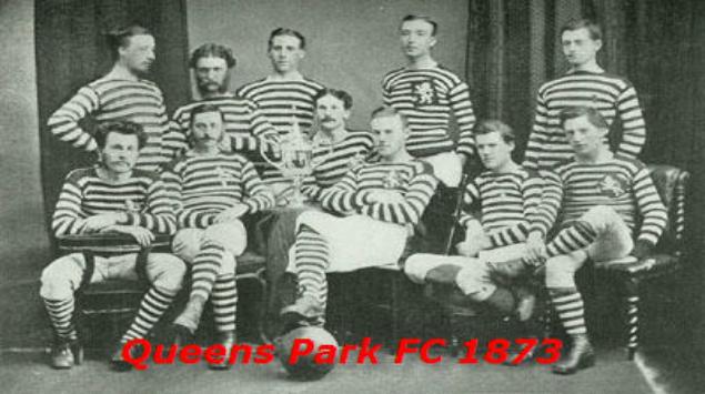Queen's Park F.C: jugar por el placer de hacerlo