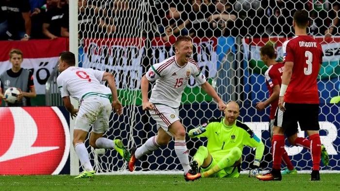 La Hongrie remporte le derby