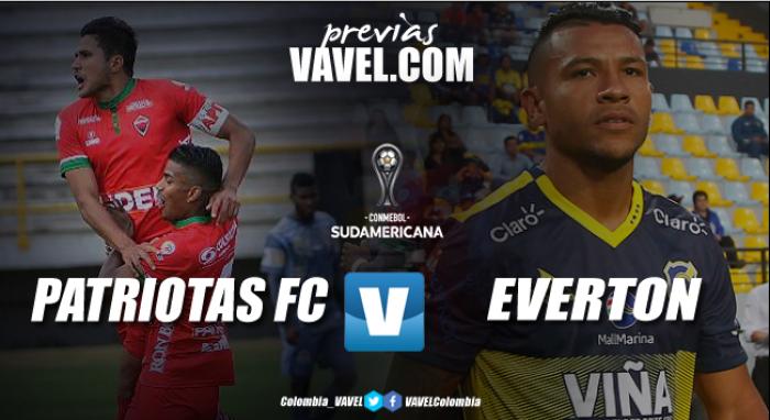 ¡Patriotas hace historia! Avanzó en la Sudamericana tras vencer a Everton