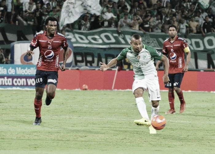 Independiente Medellín le quitó el invicto a Atlético Nacional en la última fecha