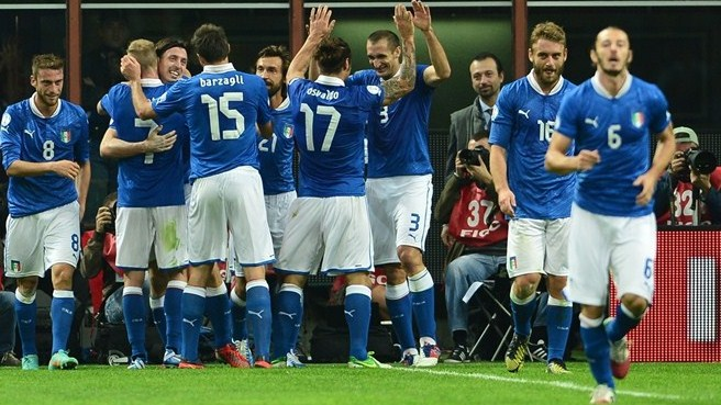 Confederations Cup Team Preview - Italy