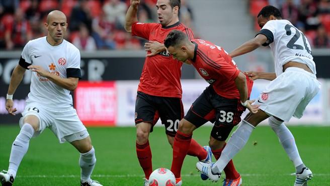 El Leverkusenn salva un punto in extremis