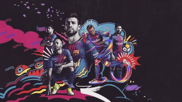 Barcellona - Presentata la divisa per la prossima stagione