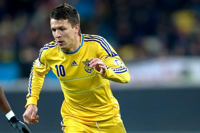 Euro 2016 - Tanto cuore non basta all'Albania, l'Ucraina dilaga (1-3)