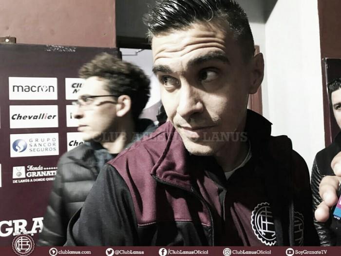 """Maxi Velázquez: """"Estamos enfocados en clasificar a las próximas copas"""""""