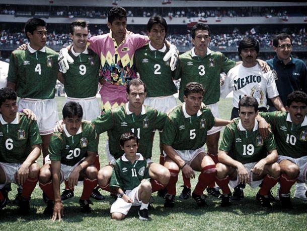 La primera Copa Oro de México