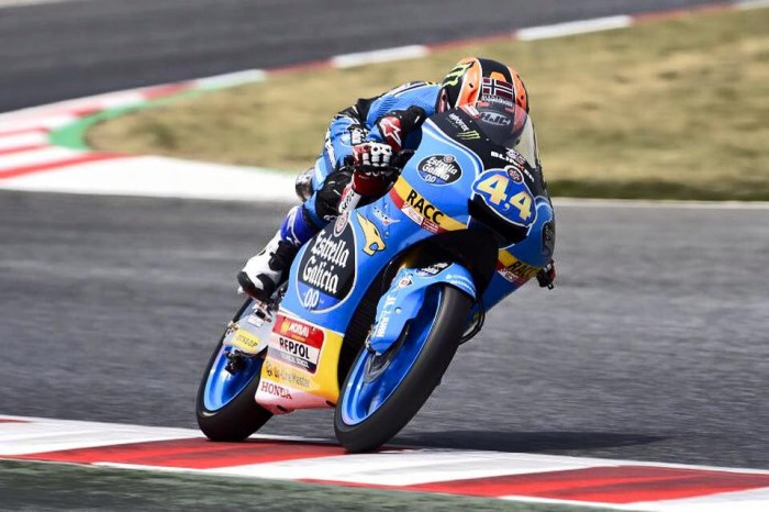 Moto3: Canet fastest in Spanish sun