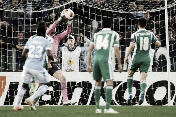 Em jogo de pênaltis perdidos, Lazio é derrotada pelo Ludogorets em casa