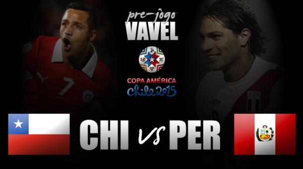COPA AMÉRICA:Semifinal entre Chile e Peru reaviva rivalidade que começou com uma guerra