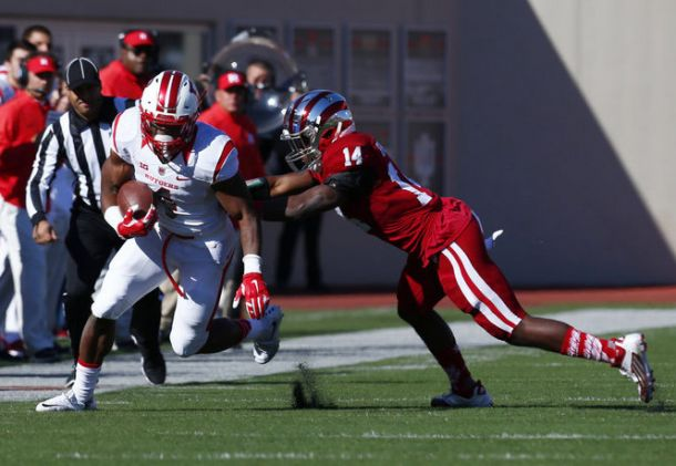 Last-Second Federico Field Goal Leads Rutgers Scarlet Knights Past Indiana Hoosiers