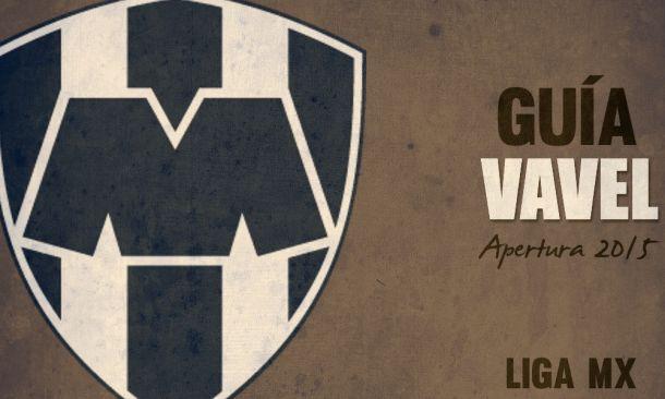 Guía VAVEL Apertura 2015: Rayados de Monterrey