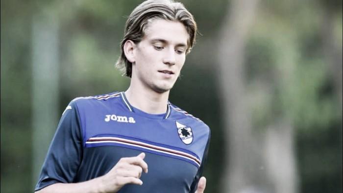 Sampdoria - Viviano ancora K.O, Praet a centrocampo, Quagliarella con Muriel in attacco