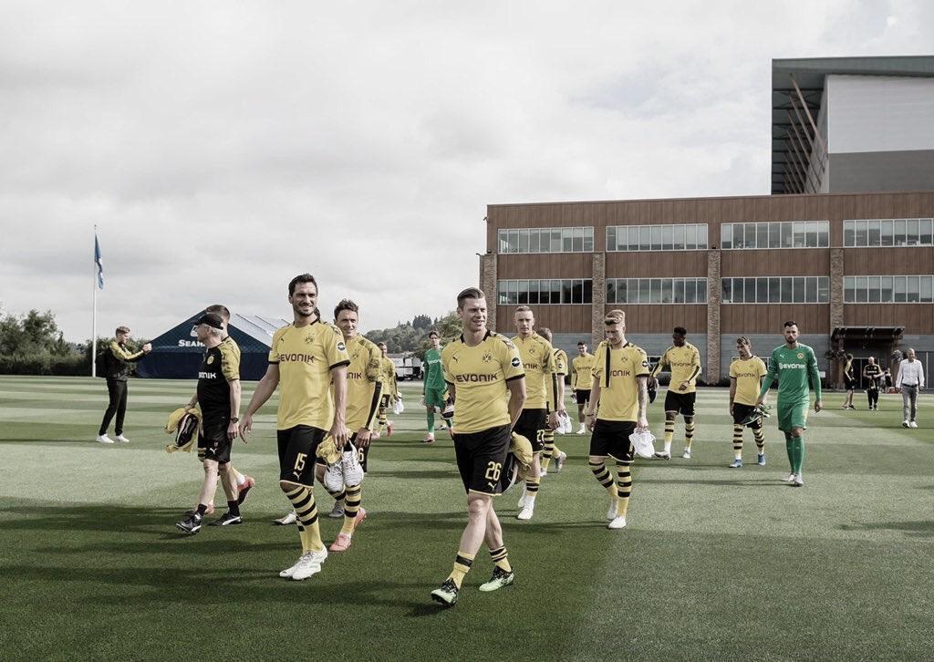 Borussia Dortmund contradiz filosofia, investe pesado e se nivela a Bayern