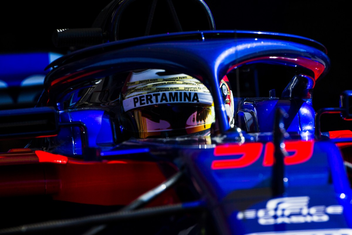 Sean Penuhi Harapan Toro Rosso Pada Tes Pirelli