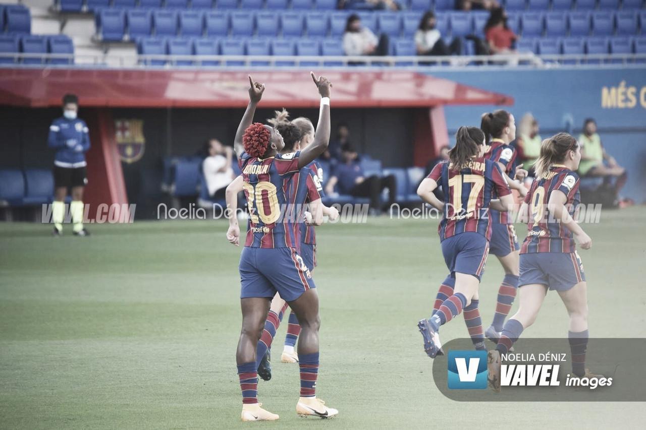 Previa FC Barcelona femenino vs Logroño: A seguir con el inicio triunfal
