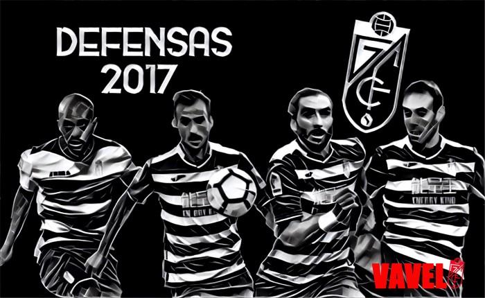 Anuario VAVEL Granada CF 2017: la defensa, del caos al orden