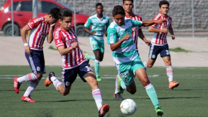 Previa Chivas - Santos: a un paso de la Final Sub-17